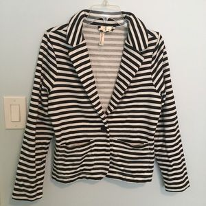 Feathers Jackets & Coats - Striped 2-pocket Blazer